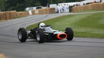 BRM P261 (2), Goodwood Festival of Speed, 2014