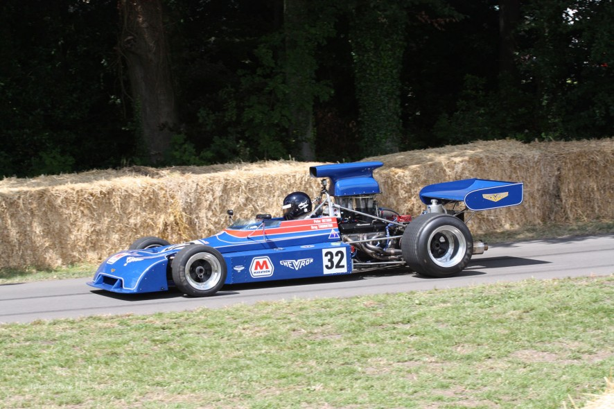 Chevron Chevrolet B24 (1), Goodwood Festival of Speed, 2014