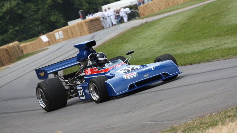Chevron Chevrolet B24 (2), Goodwood Festival of Speed, 2014
