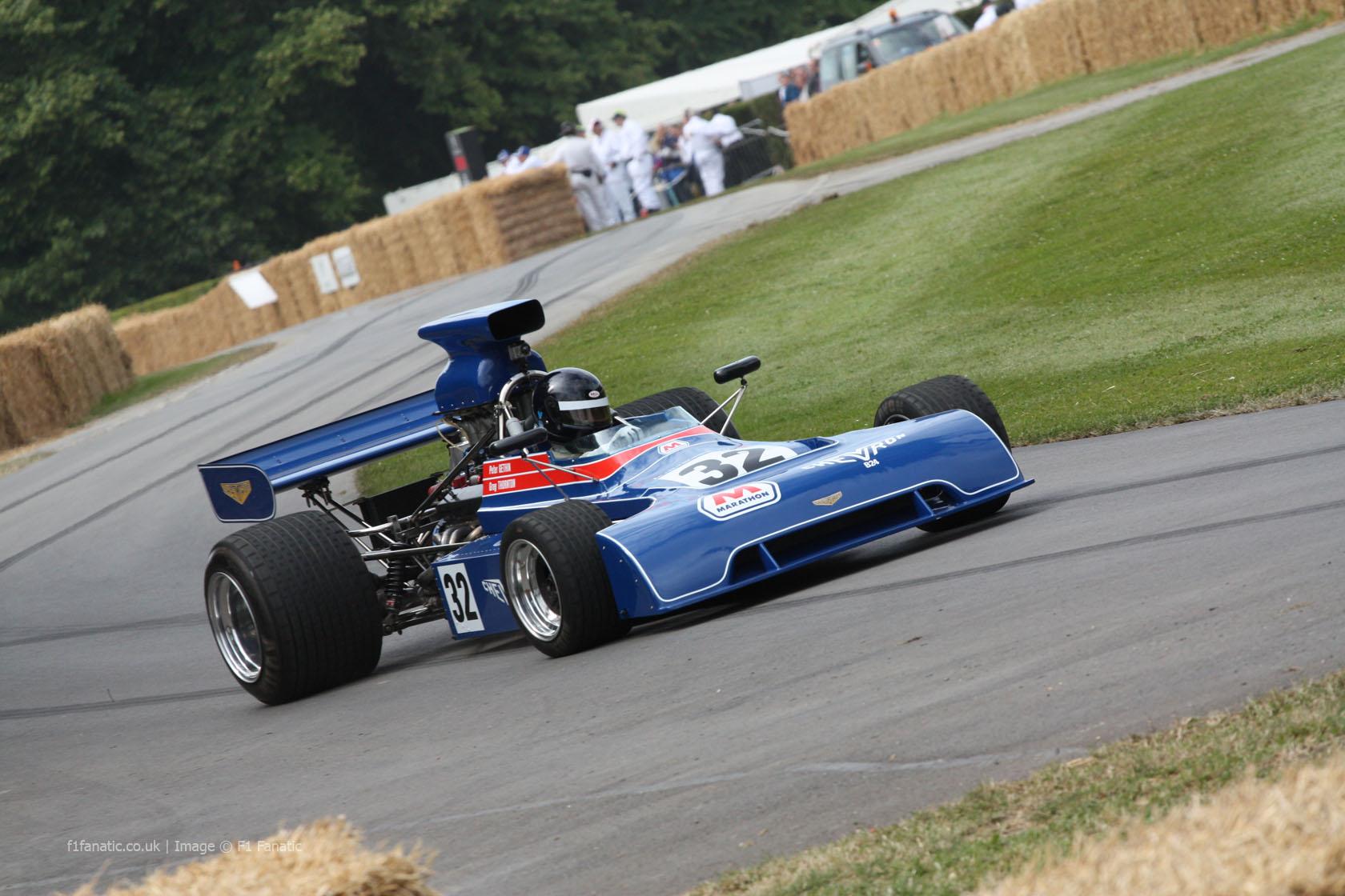 Chevron Chevrolet B24 (2), Goodwood Festival of Speed, 2014