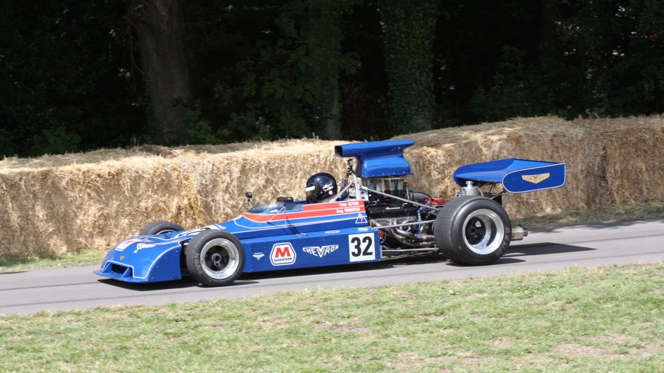 Chevron Chevrolet B24 (3), Goodwood Festival of Speed, 2014