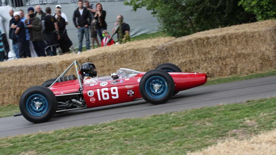 Derrington-Francis ATS, Goodwood Festival of Speed, 2014