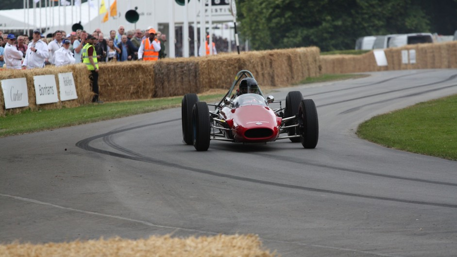 Derrington-Francis ATS, Goodwood Festival of Speed, 2014