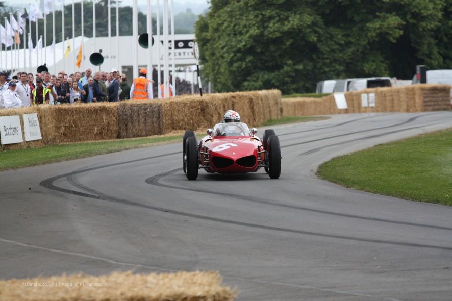 Ferrari 156, Goodwood Festival of Speed, 2014