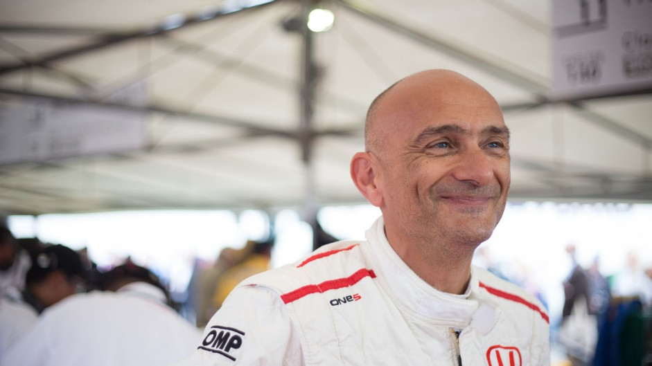 Gabriele Tarquini, Goodwood Festival of Speed, 2014