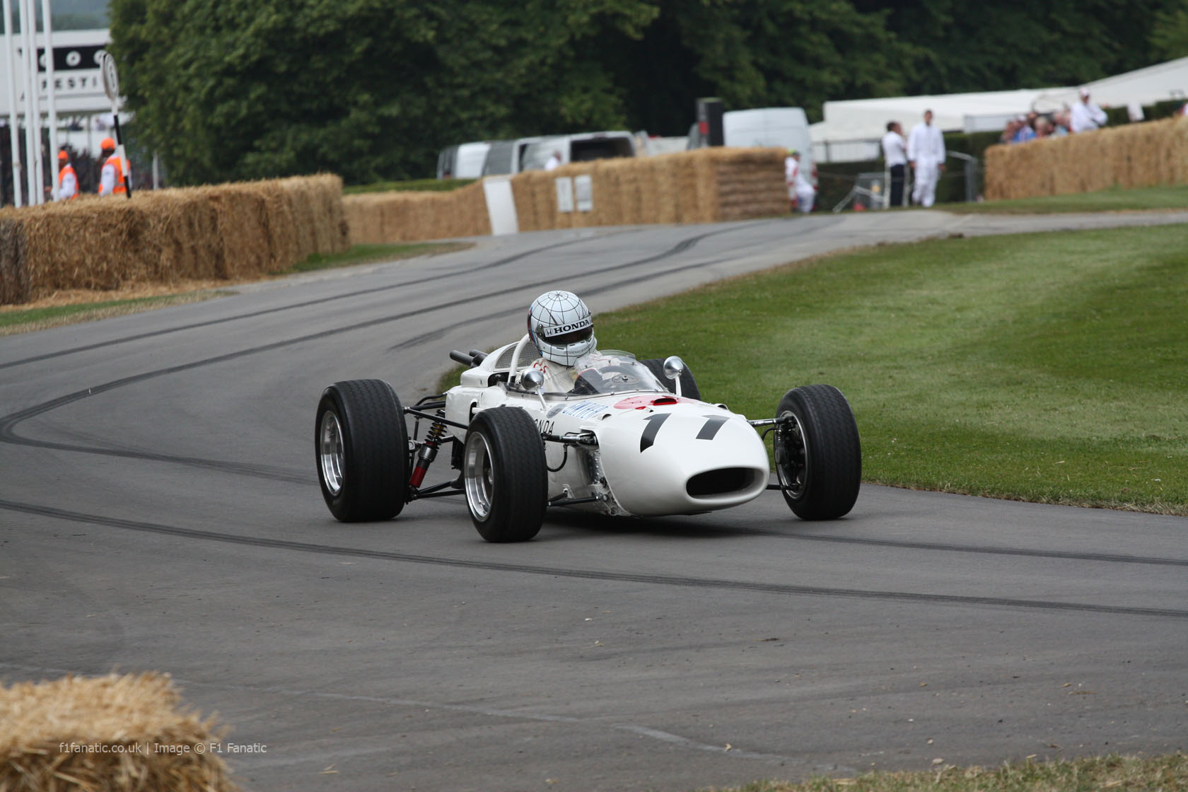 Honda RA272 (2), Goodwood Festival of Speed, 2014