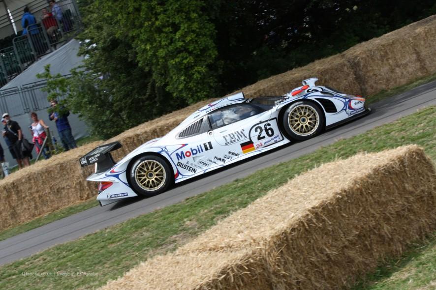 Porsche GT1, Goodwood Festival of Speed, 2014