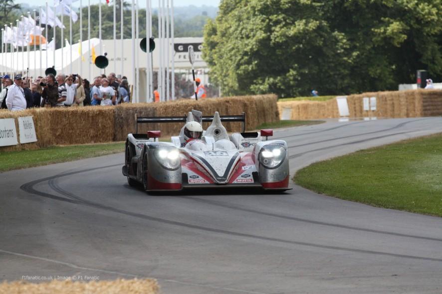 Jota Zytek Z11SN - Nissan, Goodwood Festival of Speed, 2014