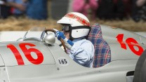 Jackie Stewart, Goodwood Festival of Speed, 2014
