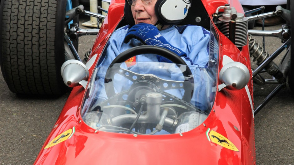 John Surtees (3), Goodwood Festival of Speed, 2014