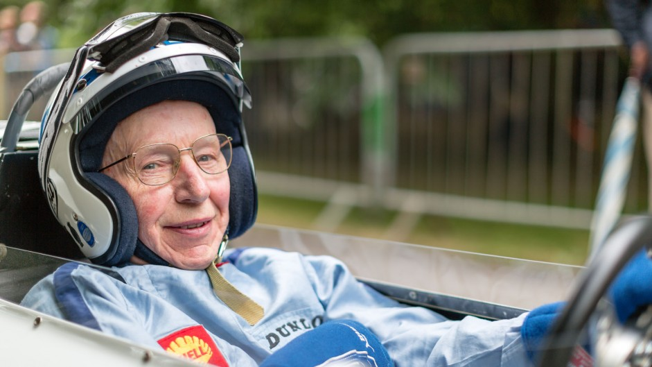 John Surtees, Goodwood Festival of Speed, 2014