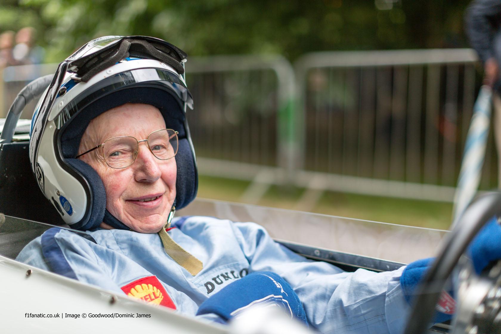 John Surtees, Goodwood Festival of Speed, 2014