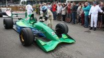 Jordan 191 (1), Goodwood Festival of Speed, 2014