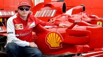 Kimi Raikkonen, Goodwood Festival of Speed, 2014