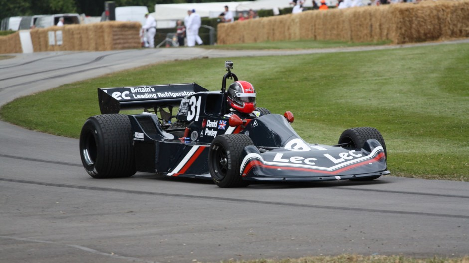 LEC CRP1 (3), Goodwood Festival of Speed, 2014