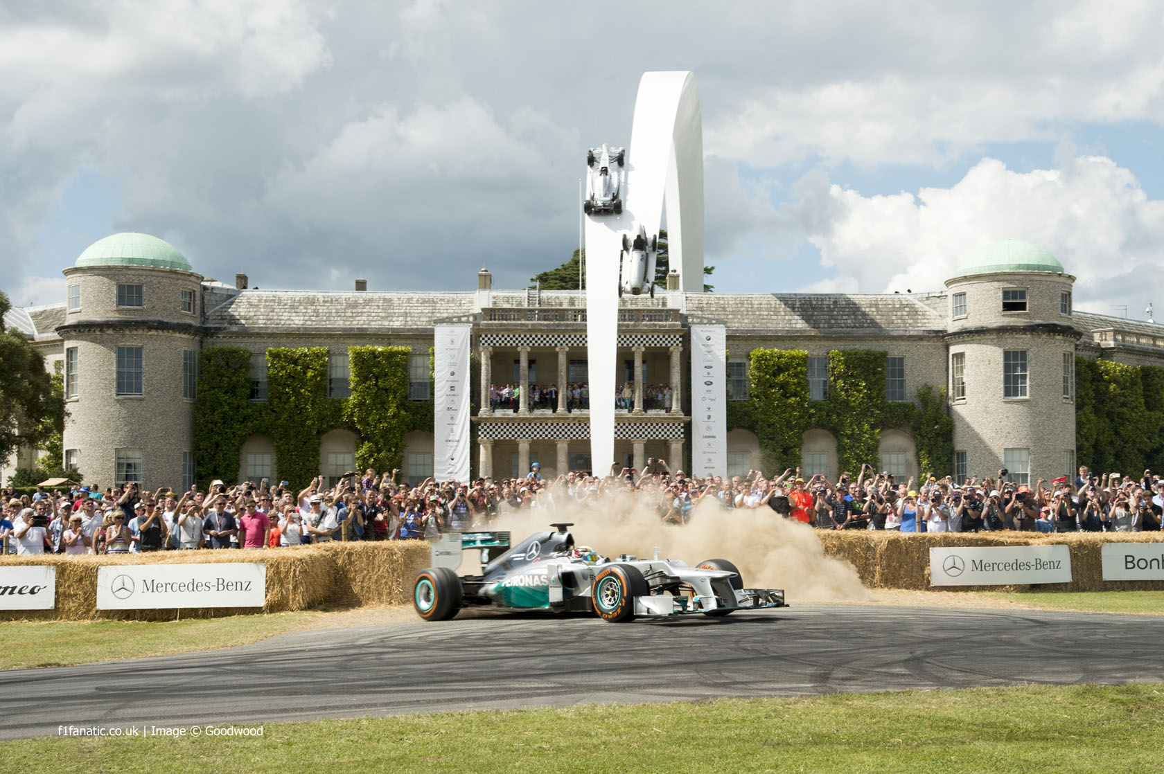 Lewis Hamilton (3), Goodwood Festival of Speed, 2014