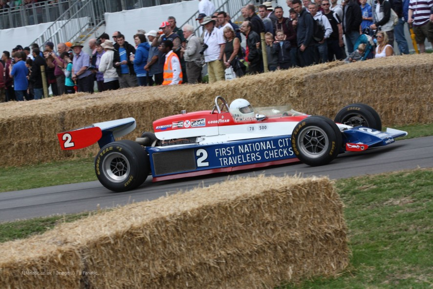 Lola T500 First National City Special (1), Goodwood Festival of Speed, 2014