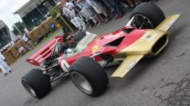 Lotus 49 (1), Goodwood Festival of Speed, 2014
