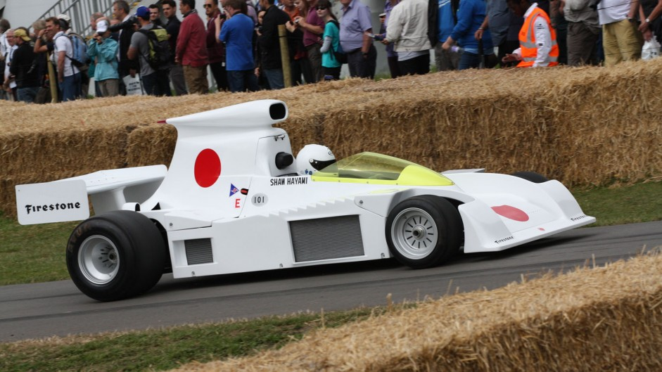 LEC, Maki and more rare seventies cars at Goodwood