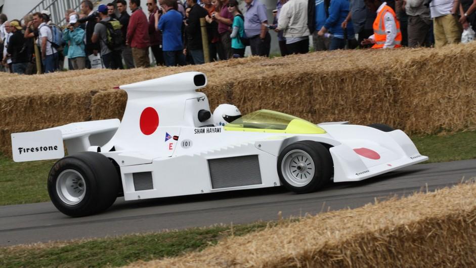 LEC, Maki and more rare seventies cars at Goodwood