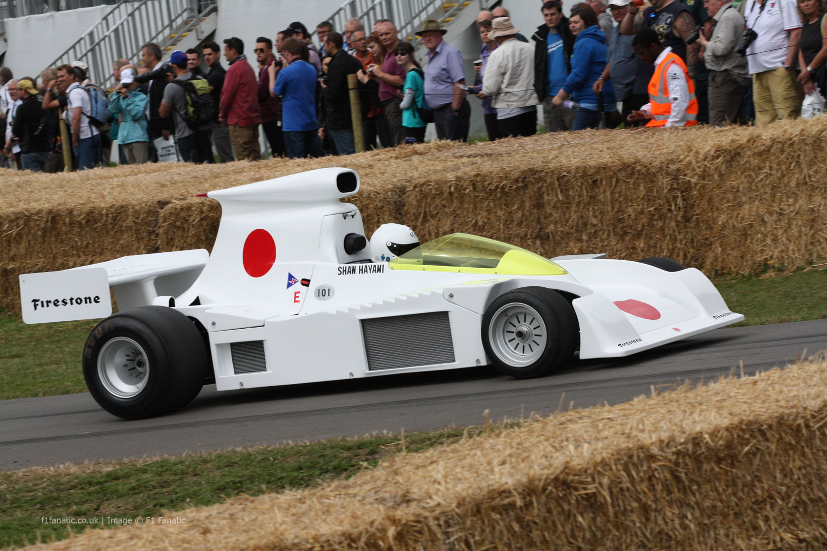 Maki F101 (3), Goodwood Festival of Speed, 2014