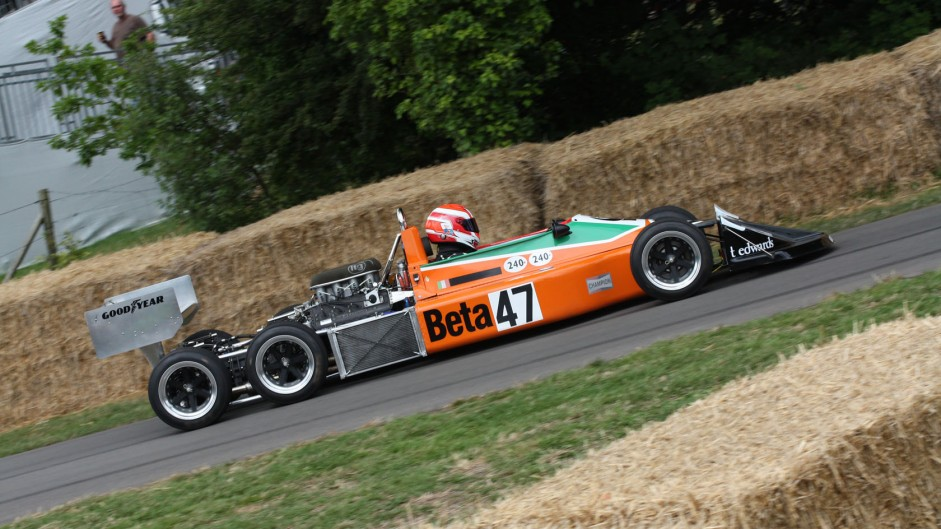 March 2-4-0 (1), Goodwood Festival of Speed, 2014