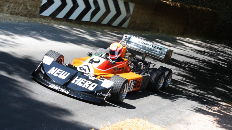 March 2-4-0 (3), Goodwood Festival of Speed, 2014
