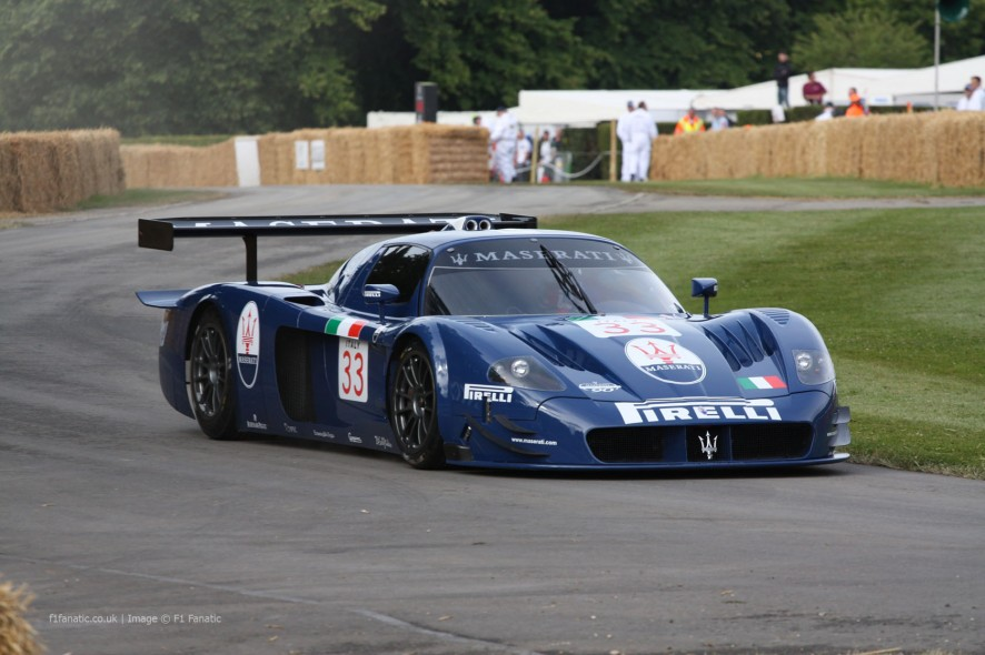 Maserati MC12, Goodwood Festival of Speed, 2014