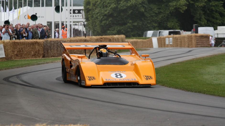 McLaren-Chevrolet M8F Can-Am, Goodwood Festival of Speed, 2014
