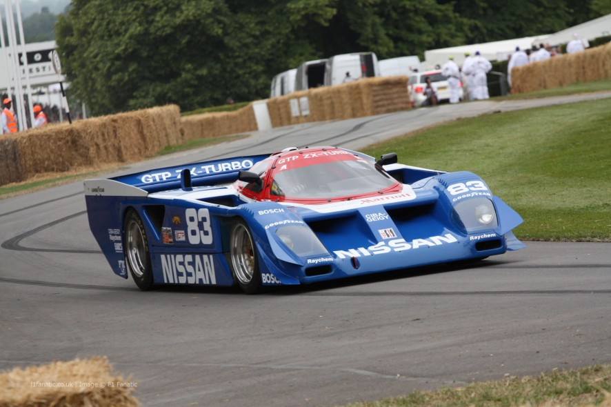 Nissan GTP ZX-Turbo (2), Goodwood Festival of Speed, 2014