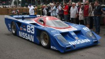 Nissan GTP ZX-Turbo, Goodwood Festival of Speed, 2014