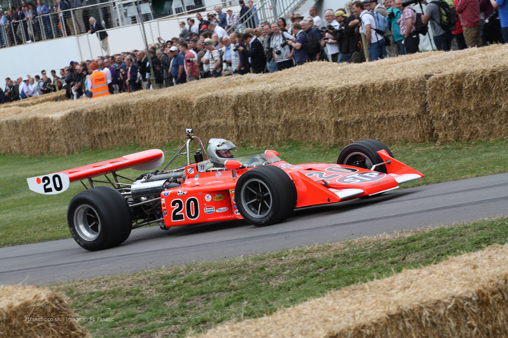 Patrick Eagle-Offenhauser (4), Goodwood Festival of Speed, 2014