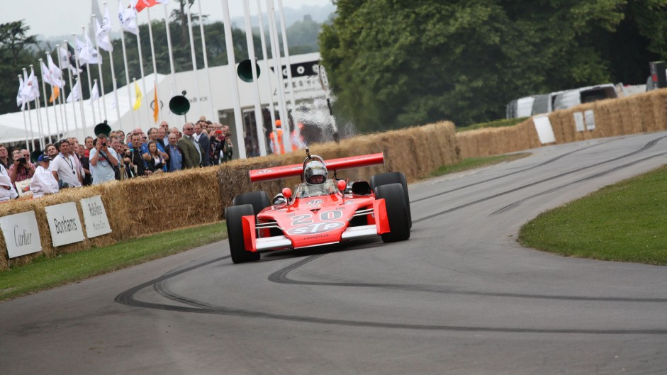 Patrick Eagle-Offenhauser (5), Goodwood Festival of Speed, 2014