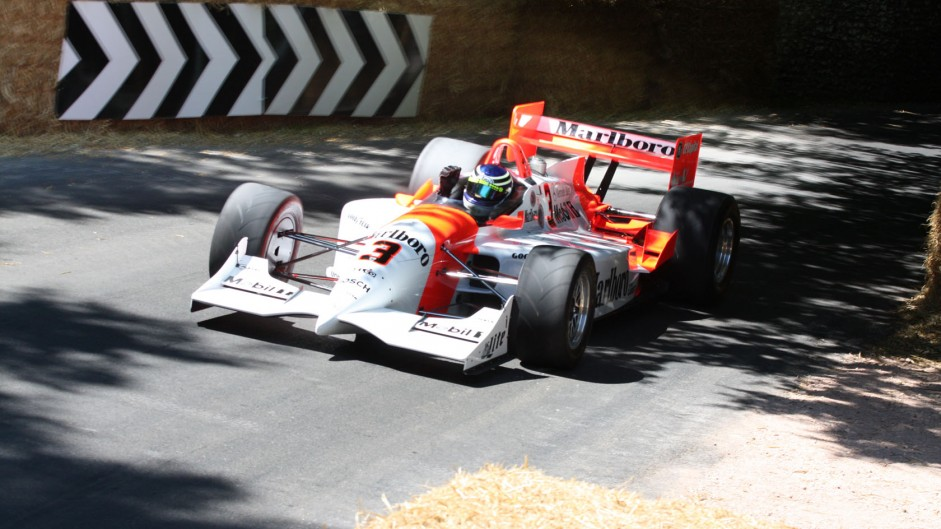 More cars at the 2014 Goodwood Festival of Speed