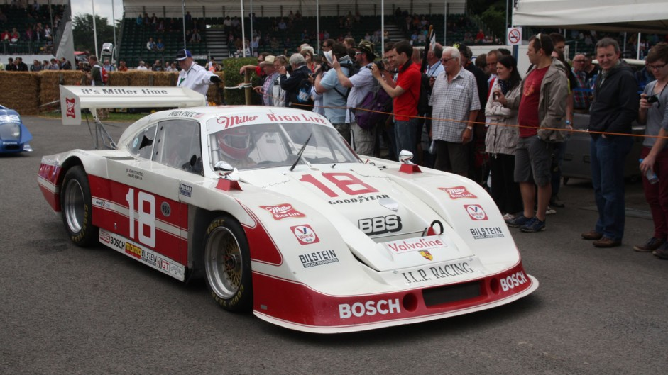 Porsche 935 JLP-4 (2), Goodwood Festival of Speed, 2014