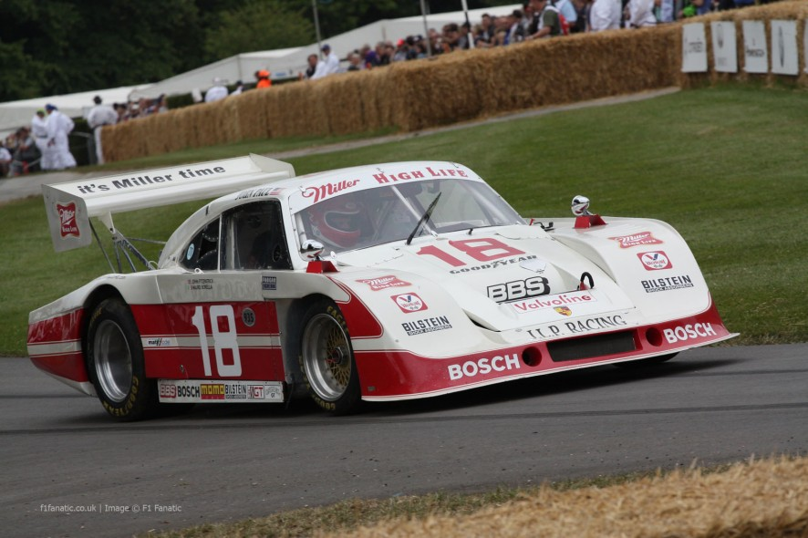 Porsche 935 JLP-4, Goodwood Festival of Speed, 2014