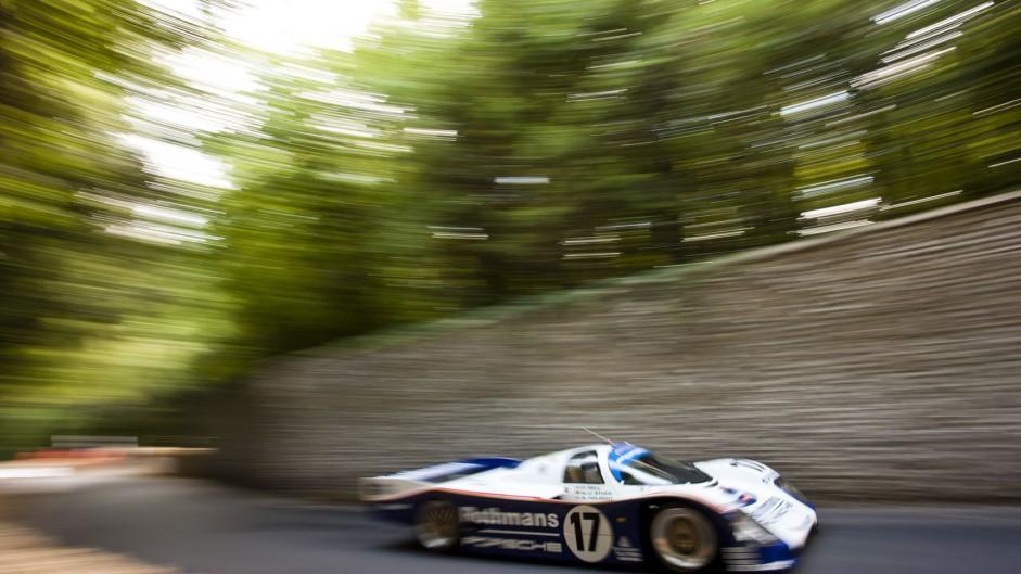 Porsche 962, Goodwood Festival of Speed, 2014