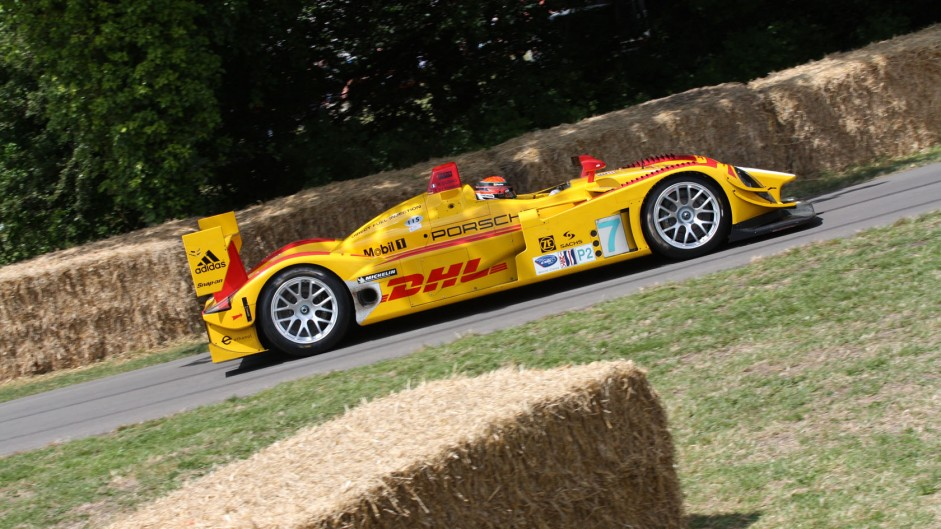 Porsche RS Spyder (1), Goodwood Festival of Speed, 2014