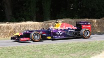 Red Bull RB7 (1), Goodwood Festival of Speed, 2014
