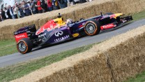 Red Bull RB7 (3), Goodwood Festival of Speed, 2014