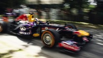 Sebastien Buemi, Goodwood Festival of Speed, 2014