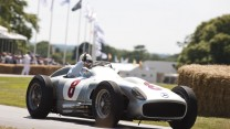 Stirling Moss, Goodwood Festival of Speed, 2014