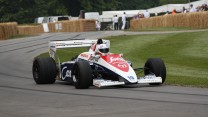 Toleman TG184 (3), Goodwood Festival of Speed, 2014