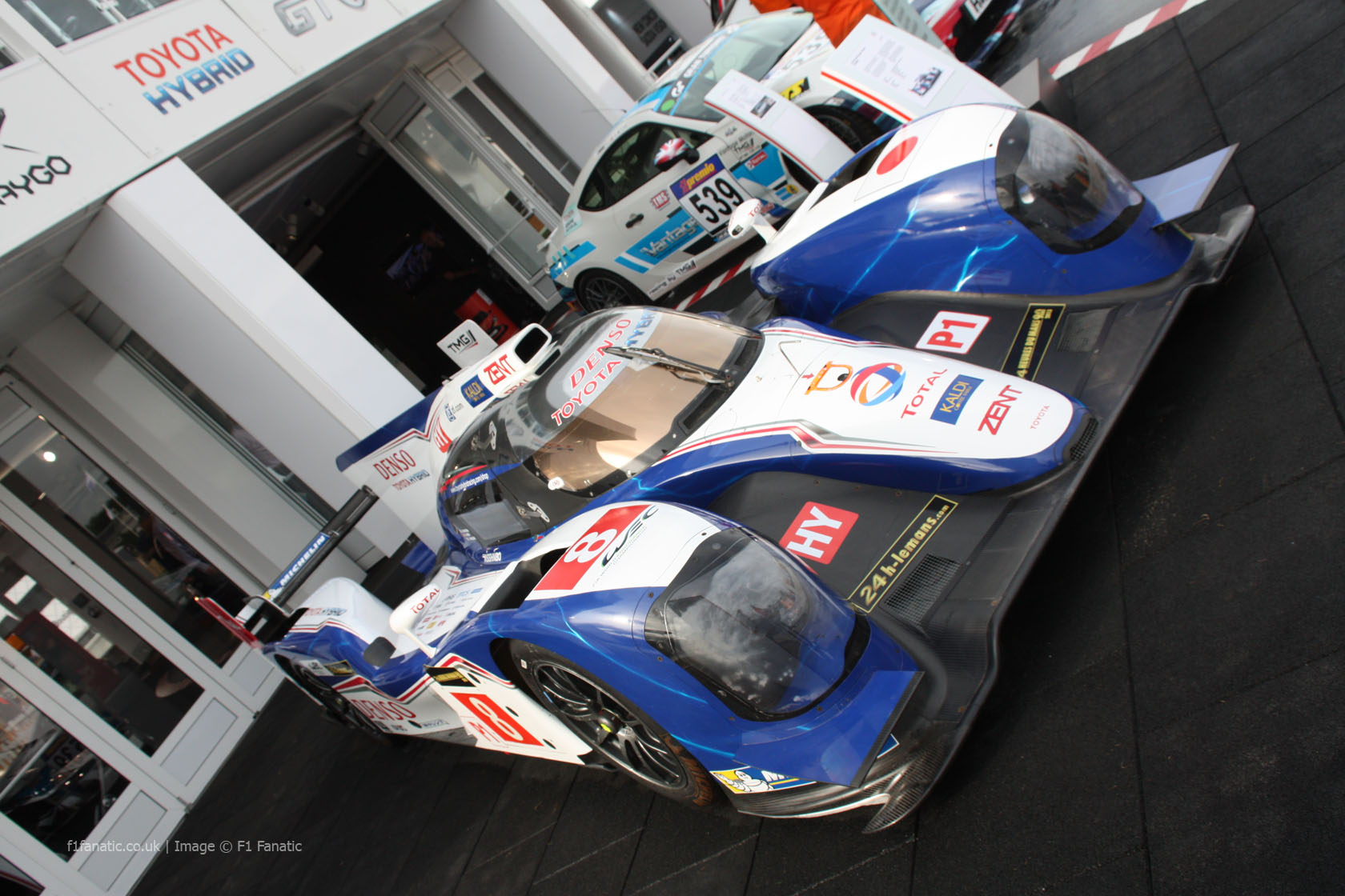 Toyota TS040, Goodwood Festival of Speed, 2014