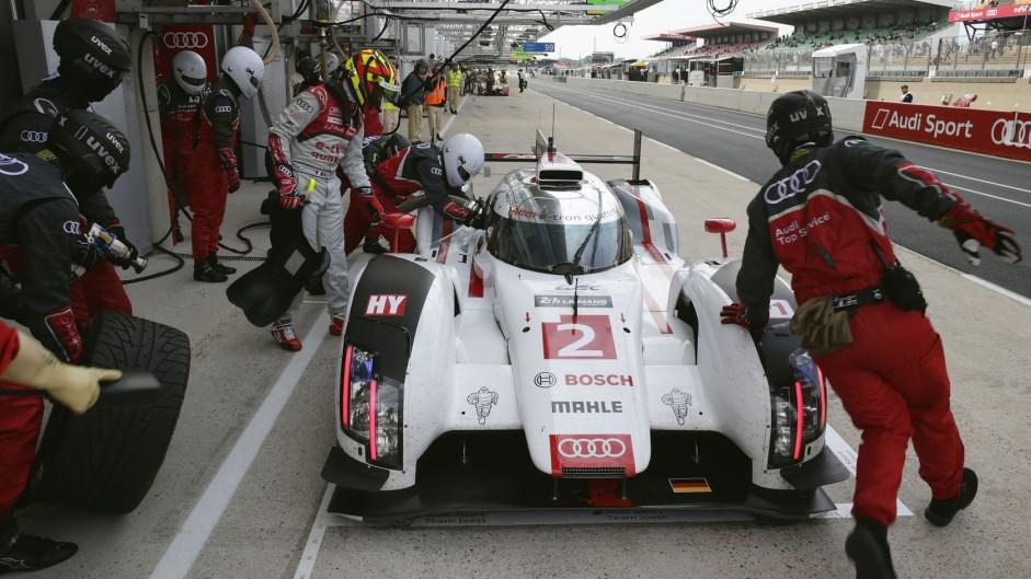 Audi R18 E-tron Quattro, Le Mans 2014