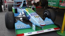 Benetton B194, Goodwood Festival of Speed, 2014