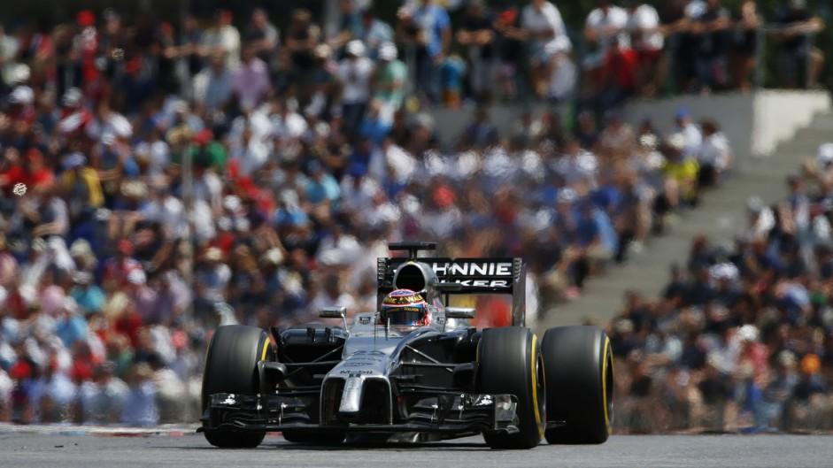 Boullier sees first McLaren gains in Austria