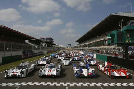 Cars, Le Mans 2014