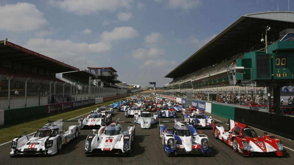 More car makers choosing WEC and Le Mans over F1