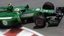 Marcus Ericsson, Caterham, Circuit Gilles Villeneuve, 2014